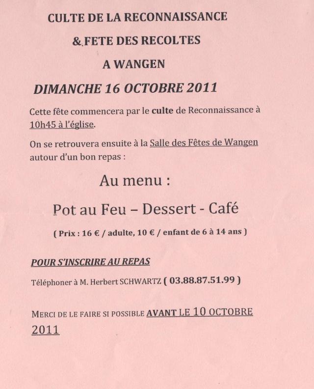 Fête des récoltes dimanche 16 octobre 2011 à Wangen Image163