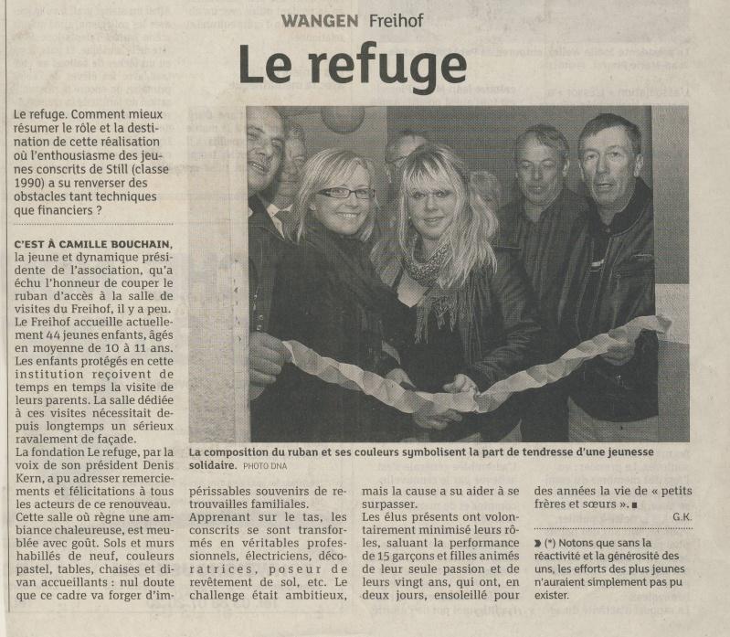 Elans de solidarité avec le Freihof  à Wangen Image174
