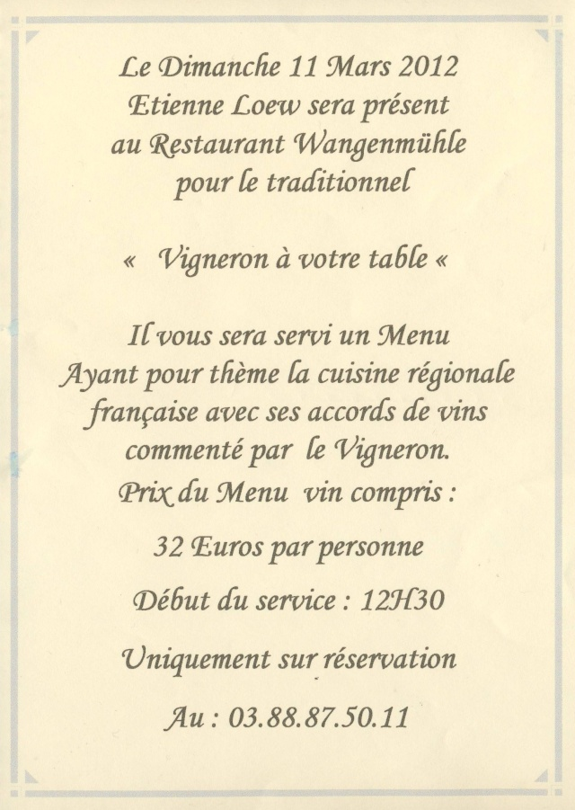 Le restaurant Wangenmühle - Page 5 Image196