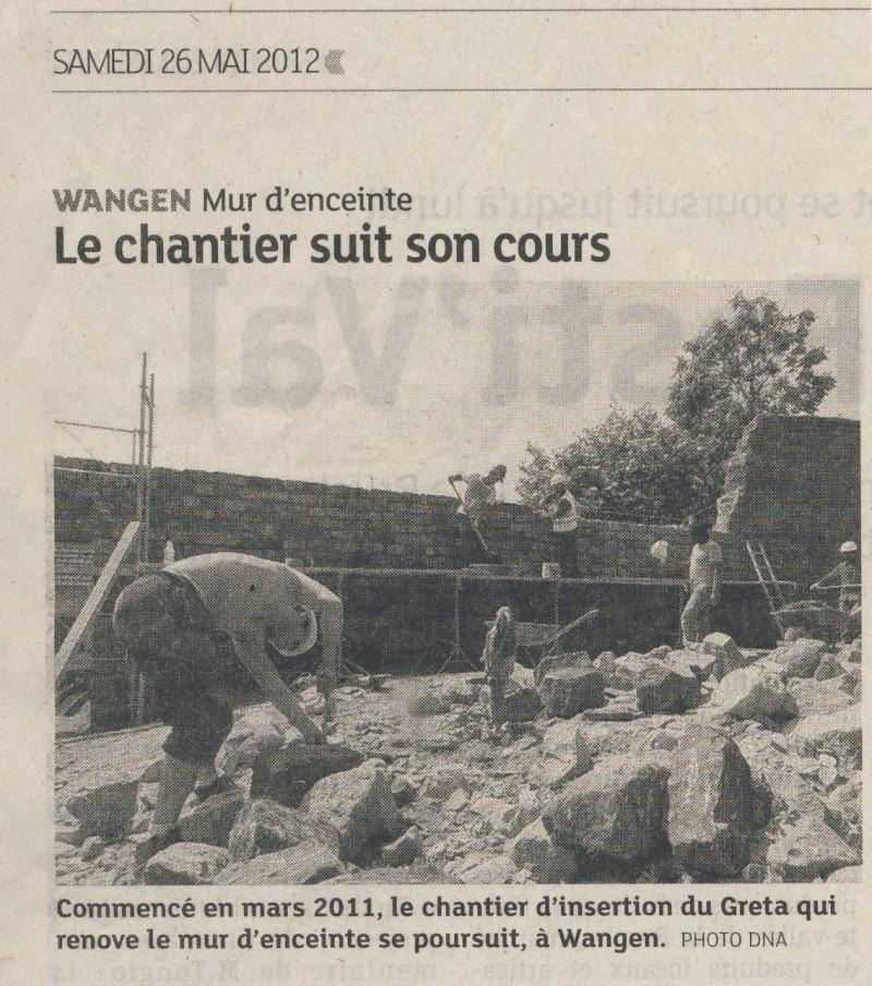 Chantier d'insertion pour la restauration du mur d'enceinte de Wangen - Page 2 Image218