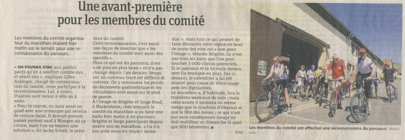 2 et 3 juin 2012 ,8ème édition du Marathon du Vignoble d'Alsace Image223