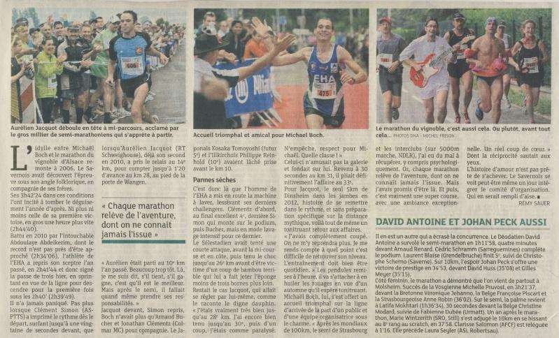 2 et 3 juin 2012 ,8ème édition du Marathon du Vignoble d'Alsace - Page 2 Image224