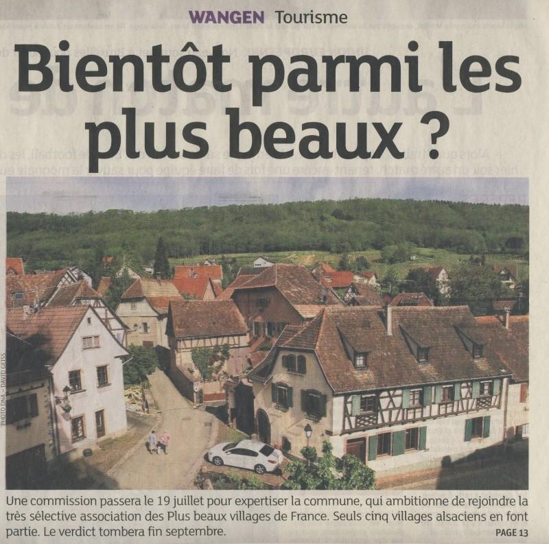 Wangen est-il l 'un des plus beaux villages de France? Image235