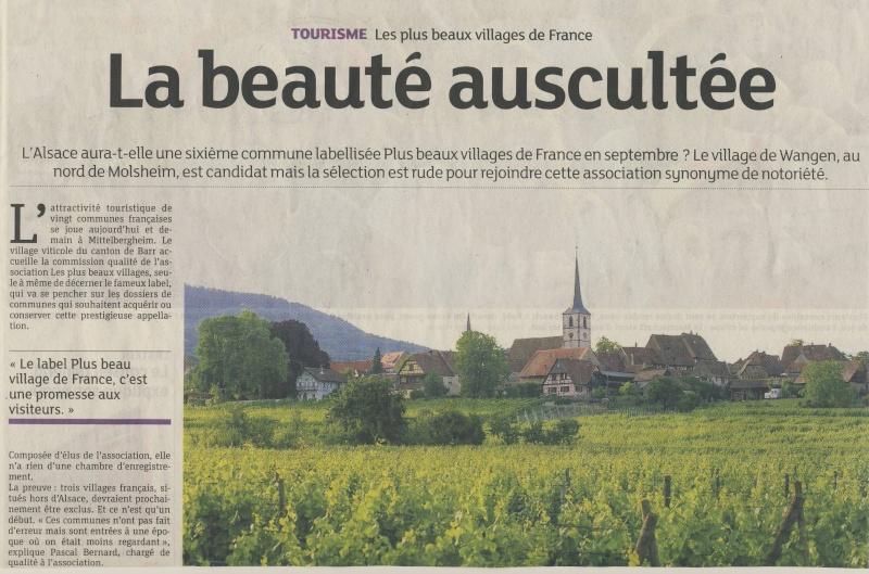 Wangen est-il l 'un des plus beaux villages de France? Image236