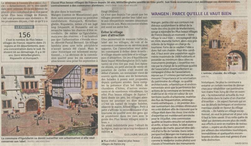 Wangen est-il l 'un des plus beaux villages de France? Image238