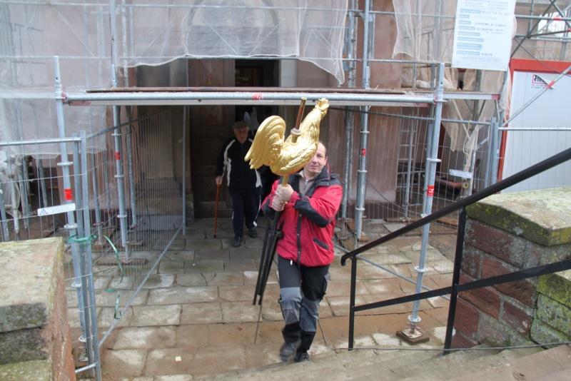 Wangen : un nouveau coq pour veiller sur le village  - Page 2 Img_0266