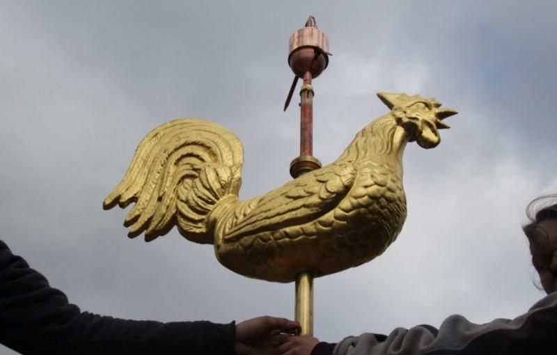 Wangen : un nouveau coq pour veiller sur le village  - Page 2 Img_0610
