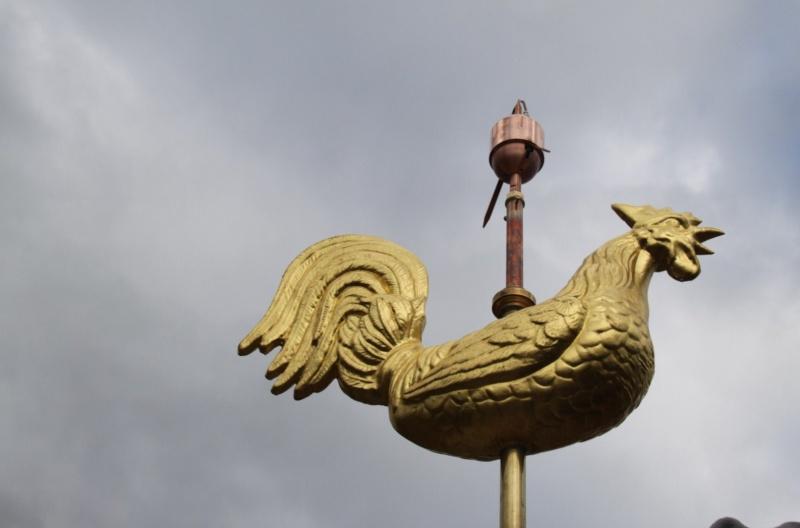 Wangen : un nouveau coq pour veiller sur le village  - Page 2 Img_0611