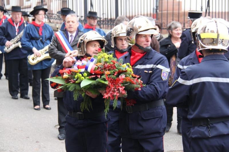11 novembre - Célébration de l'armistice à Wangen le vendredi 11 novembre 2011 Img_8815