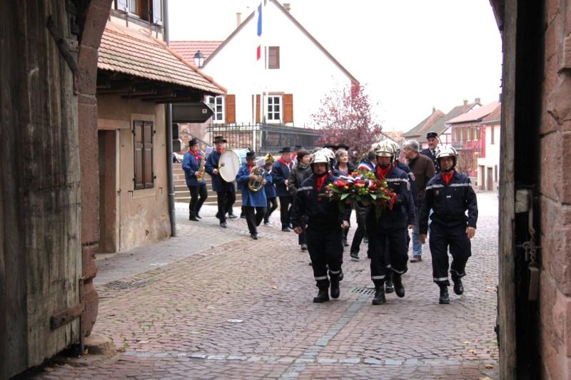 11 novembre - Célébration de l'armistice à Wangen le vendredi 11 novembre 2011 Img_8817