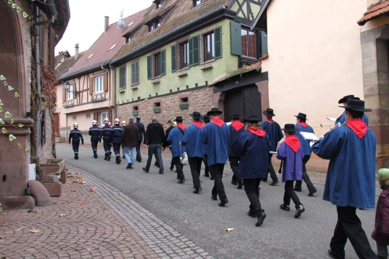 11 novembre - Célébration de l'armistice à Wangen le vendredi 11 novembre 2011 Img_8820