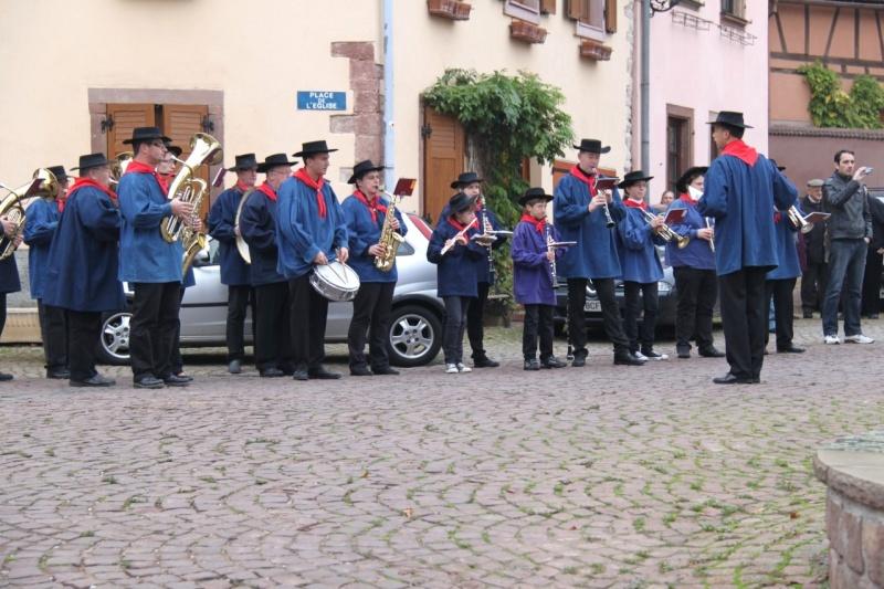 11 novembre - Célébration de l'armistice à Wangen le vendredi 11 novembre 2011 Img_8821