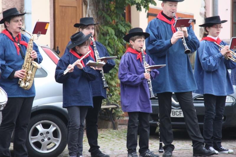 11 novembre - Célébration de l'armistice à Wangen le vendredi 11 novembre 2011 Img_8822
