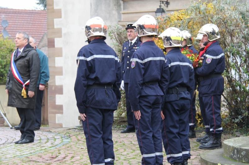 11 novembre - Célébration de l'armistice à Wangen le vendredi 11 novembre 2011 Img_8824