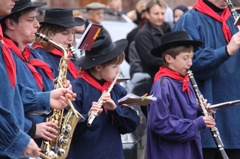 11 novembre - Célébration de l'armistice à Wangen le vendredi 11 novembre 2011 Img_8828