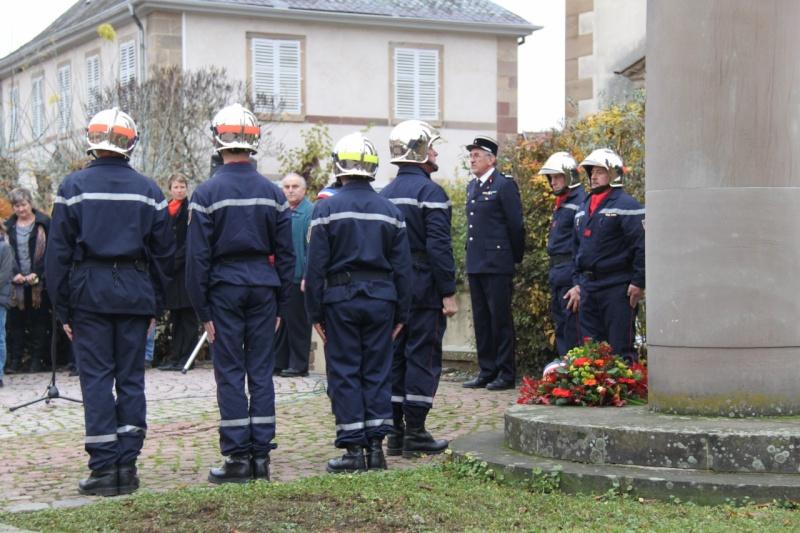 11 novembre - Célébration de l'armistice à Wangen le vendredi 11 novembre 2011 Img_8832