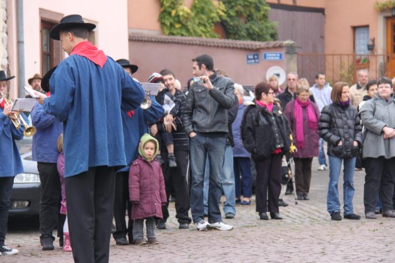 11 novembre - Célébration de l'armistice à Wangen le vendredi 11 novembre 2011 Img_8837