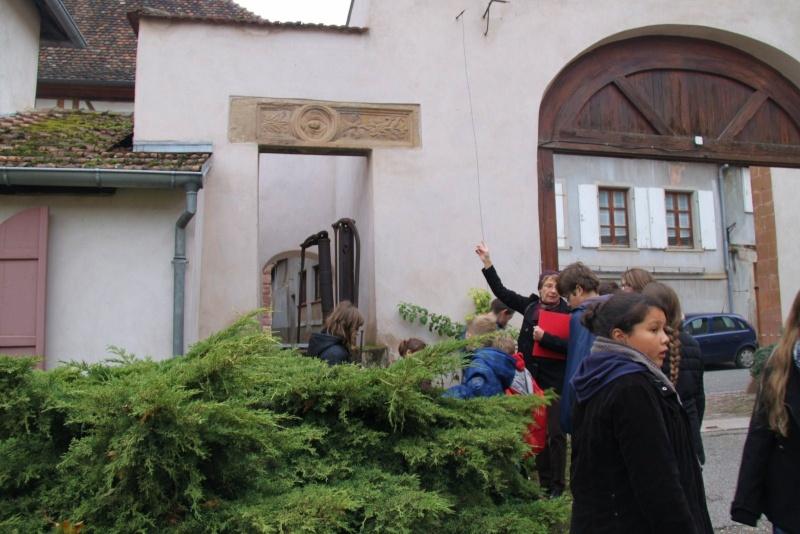 Un mercredi après-midi d'automne 2012 à la découverte du patrimoine de Wangen Img_8961