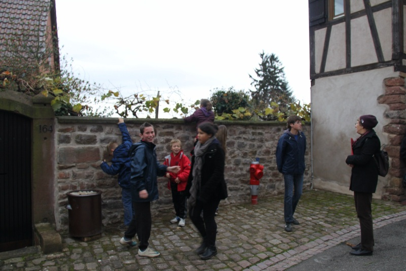 Un mercredi après-midi d'automne 2012 à la découverte du patrimoine de Wangen Img_8970