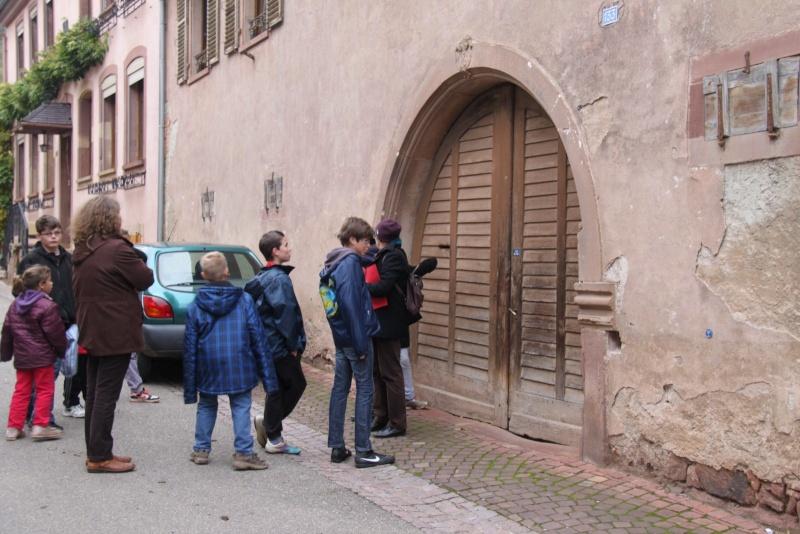 Un mercredi après-midi d'automne 2012 à la découverte du patrimoine de Wangen Img_8976