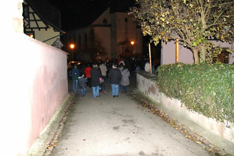 Promenade de la Saint Martin ,vendredi 11 novembre 2011 à 18h à Wangen ! Img_9010