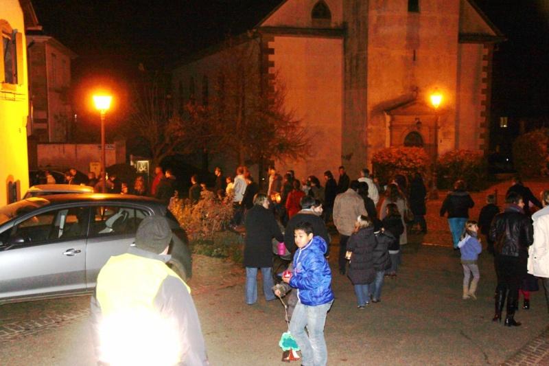 Promenade de la Saint Martin ,vendredi 11 novembre 2011 à 18h à Wangen ! Img_9012