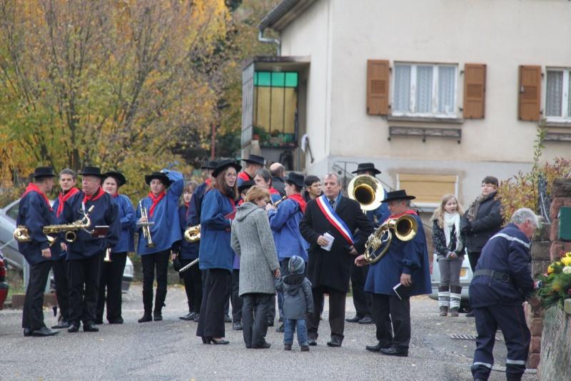 Wangen : 11 novembre 2012 ,commémoration de l'Armistice 1918 Img_9165
