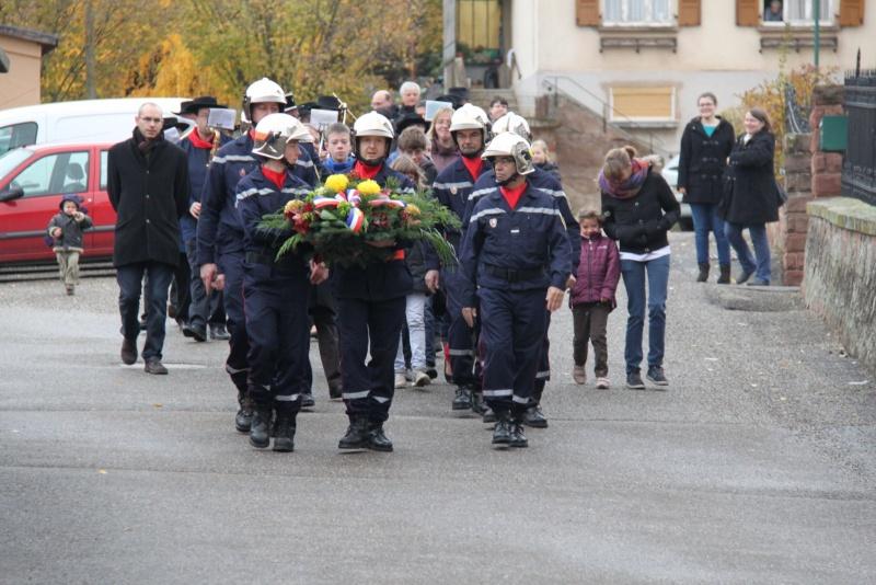 Wangen : 11 novembre 2012 ,commémoration de l'Armistice 1918 Img_9166
