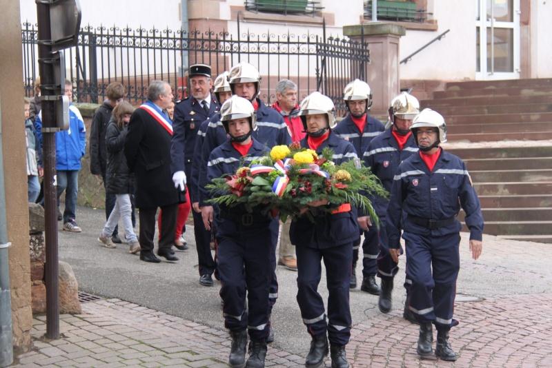 Wangen : 11 novembre 2012 ,commémoration de l'Armistice 1918 Img_9167