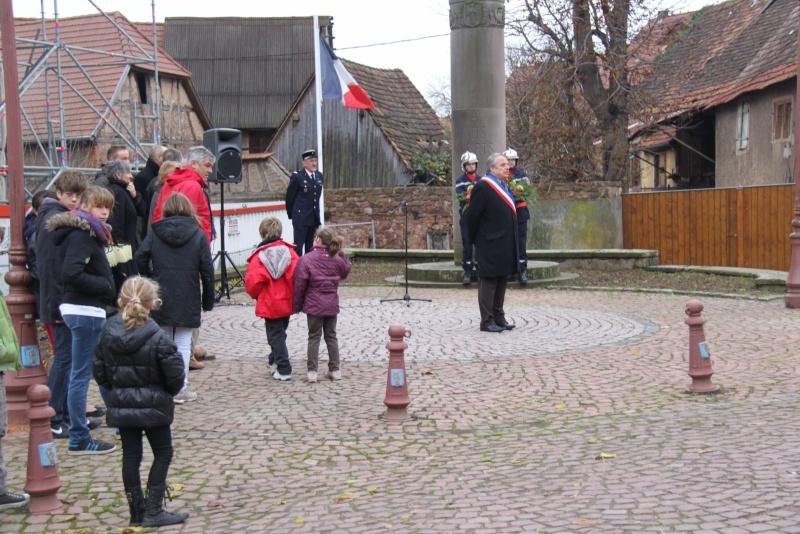Wangen : 11 novembre 2012 ,commémoration de l'Armistice 1918 Img_9172