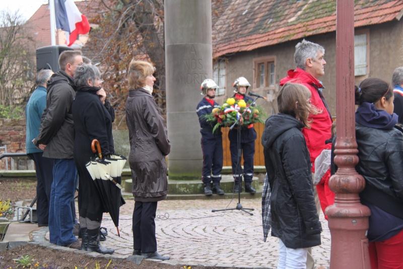 Wangen : 11 novembre 2012 ,commémoration de l'Armistice 1918 Img_9175