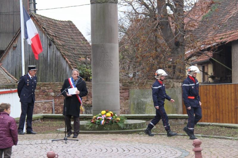 Wangen : 11 novembre 2012 ,commémoration de l'Armistice 1918 Img_9179