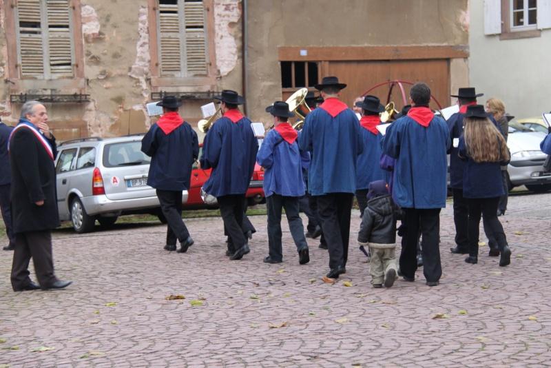 Wangen : 11 novembre 2012 ,commémoration de l'Armistice 1918 Img_9181