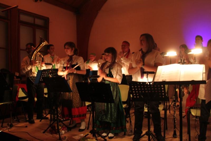 Concert de la Musique Harmonie de Wangen des 19 et 20 novembre 2011 Img_9223