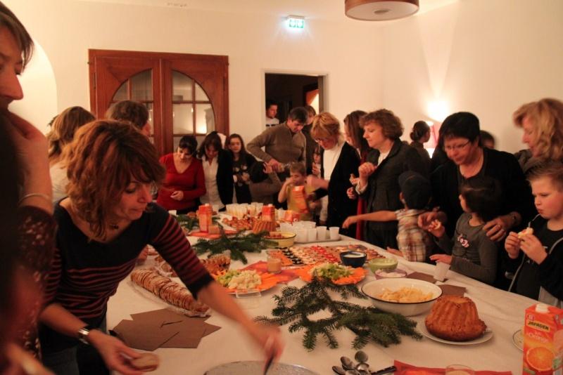 Le Buffet de NoëL du Freihof à Wangen le 13 décembre 2011 Img_9434