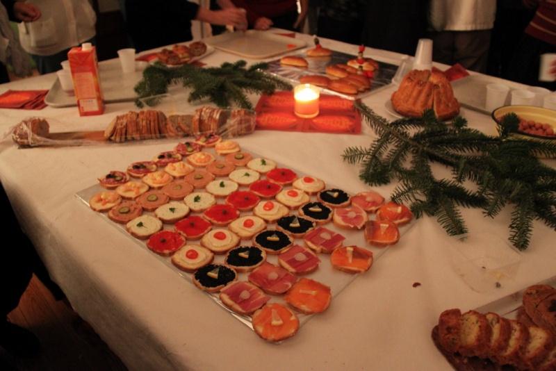 Le Buffet de NoëL du Freihof à Wangen le 13 décembre 2011 Img_9436