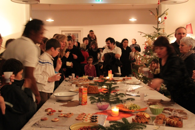 Le Buffet de NoëL du Freihof à Wangen le 13 décembre 2011 Img_9438