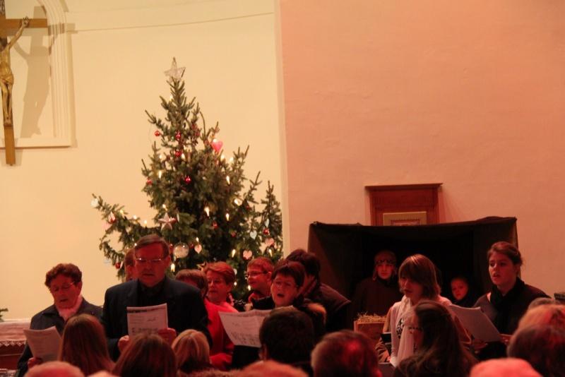 Veillée de Noël à Wangen avec les enfants du P'tit dim ,le 18 décembre 2011 Img_9737