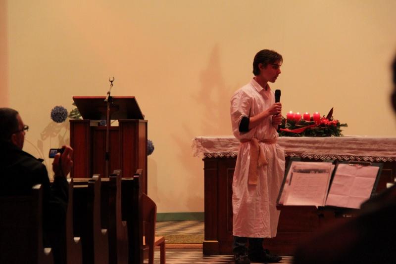 Veillée de Noël à Wangen avec les enfants du P'tit dim ,le 18 décembre 2011 Img_9738