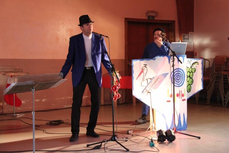 ainés - Fête de Noël des aînés de Wangen le dimanche 11 décembre 2011 Img_9924