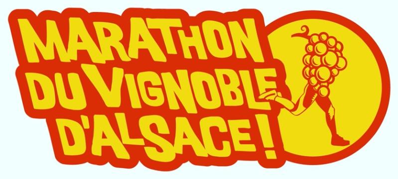 2 et 3 juin 2012 ,8ème édition du Marathon du Vignoble d'Alsace Marath10