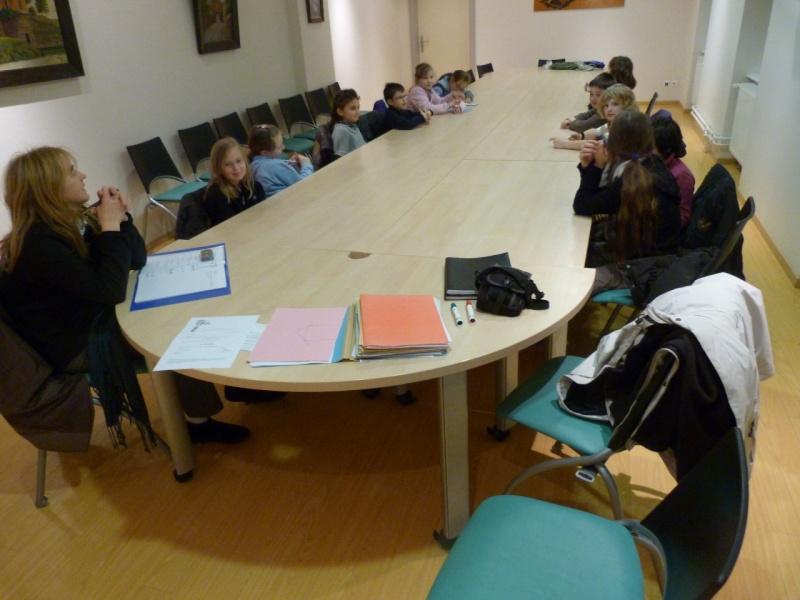 Le conseil municipal des enfants de Wangen P1030110