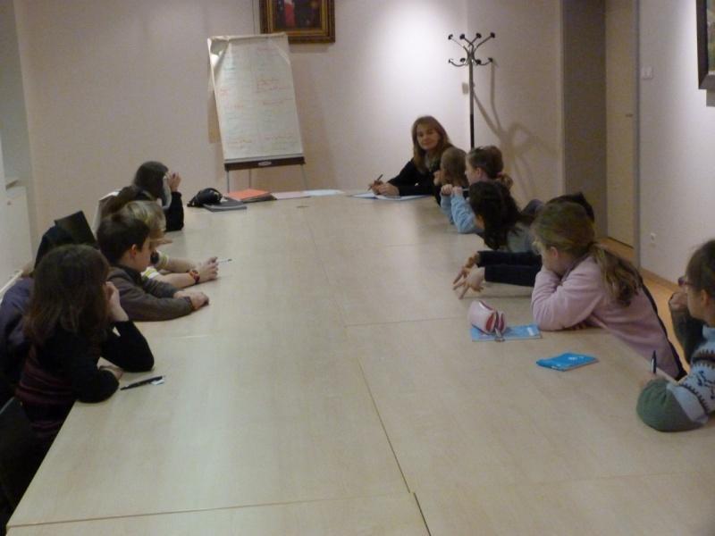 Le conseil municipal des enfants de Wangen P1030111