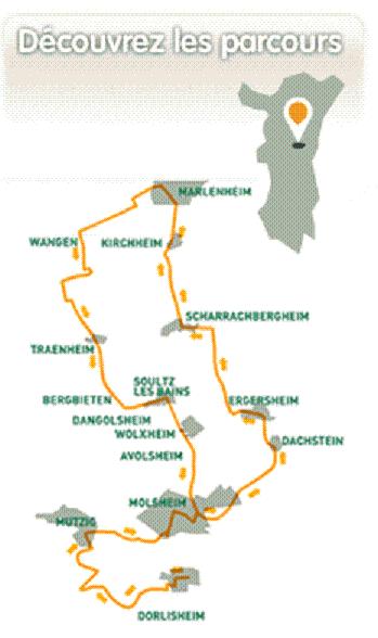 2 et 3 juin 2012 ,8ème édition du Marathon du Vignoble d'Alsace Parcou10