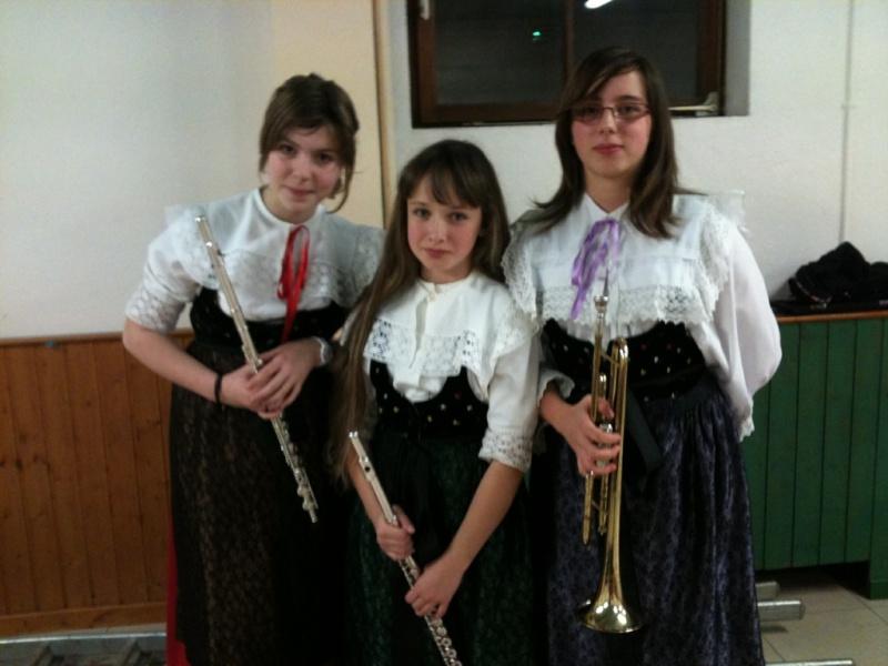 Concert de la Musique Harmonie de Wangen des 19 et 20 novembre 2011 Photo10