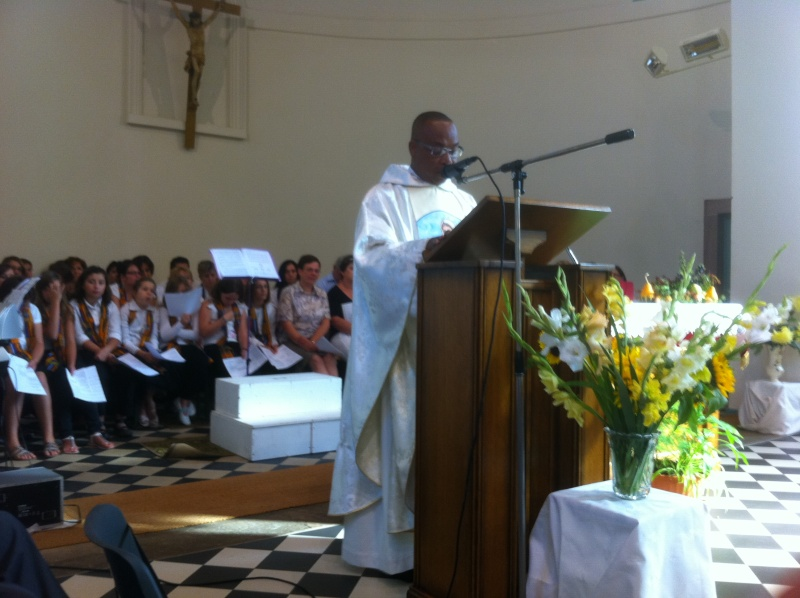 Albert Nouati curé de la communauté de paroisses de Westhoffen - Traenheim - Dangolsheim - Wangen -Flexbourg- Balbronn Photo_12