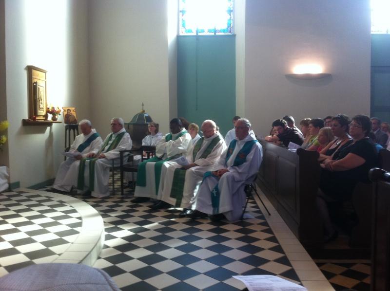 Albert Nouati curé de la communauté de paroisses de Westhoffen - Traenheim - Dangolsheim - Wangen -Flexbourg- Balbronn Photo_13