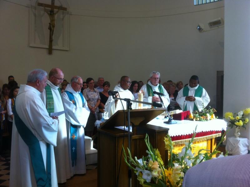 Albert Nouati curé de la communauté de paroisses de Westhoffen - Traenheim - Dangolsheim - Wangen -Flexbourg- Balbronn Photo_15