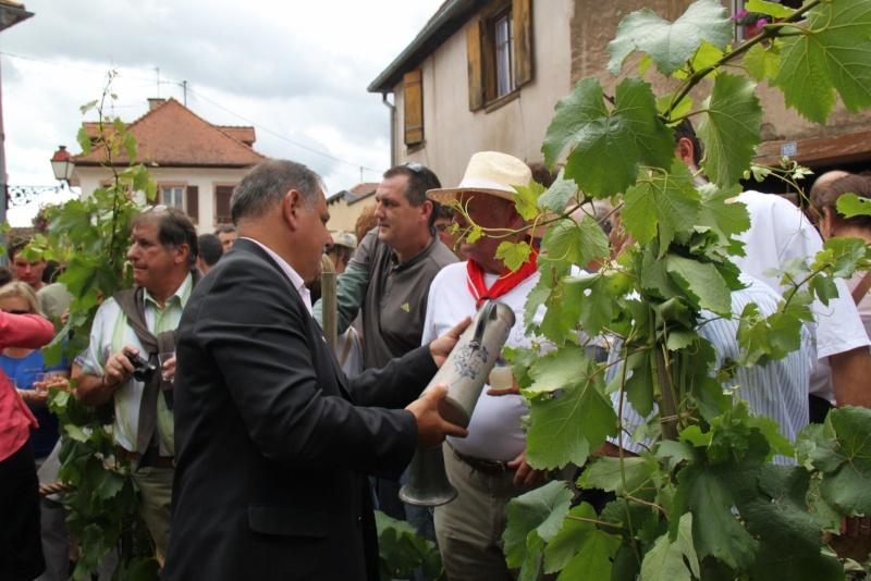 Wangen : Fête de la Fontaine le 8 juillet 2012 Pisci117