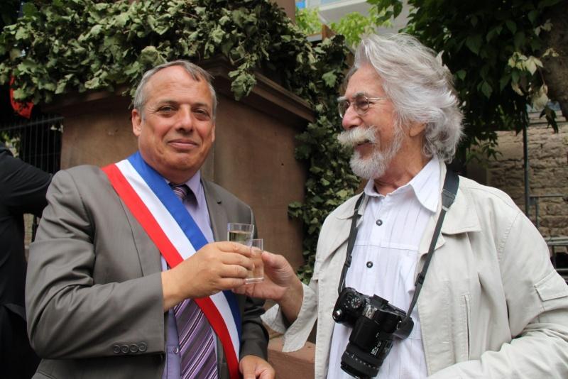 Wangen : Fête de la Fontaine le 8 juillet 2012 Pisci118